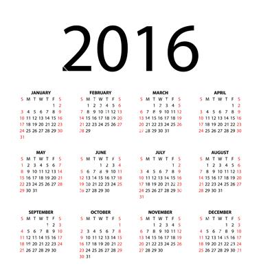 calendar-for-2016-vector-1713536
